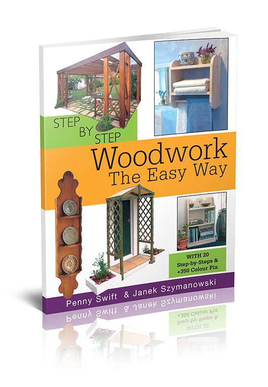 Woodwork the Easy way cover