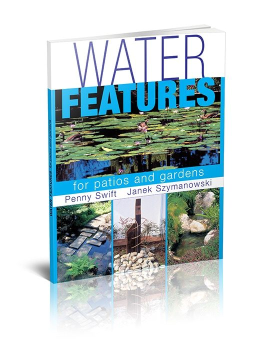 water features for patio & gardens