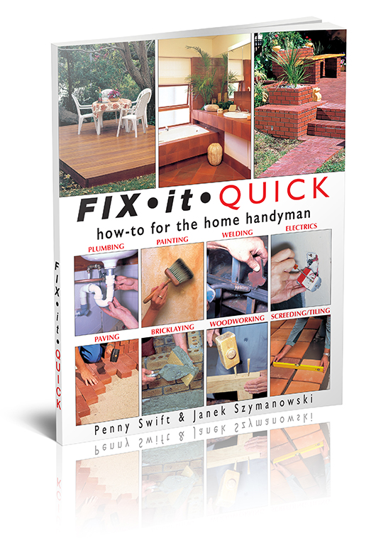 FIX•it•QUICK: how-to for the home handyman (e-Book)